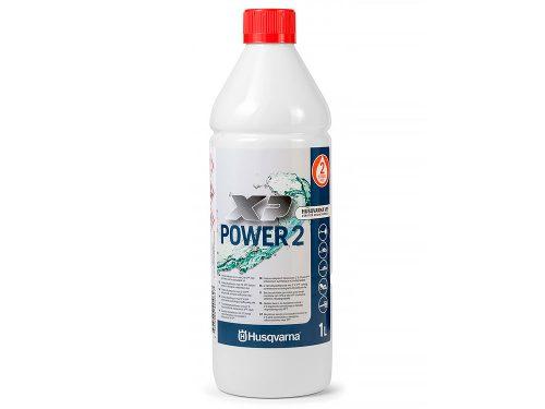 Husqvarna Alkilāta degviela divtaktu dzinējiem XP Power 2T 1L