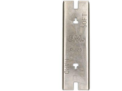 """Husqvarna Skaidas biezuma šablons H25/H21 1,5mm un H22/H23 1,3mm .325"""" ķēdēm"""