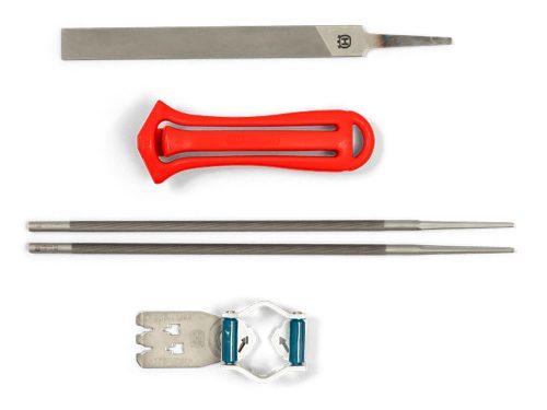 Husqvarna Asināšanas komplekts X-CUT C85 1,5mm un C83 1,3mm ķēdēm