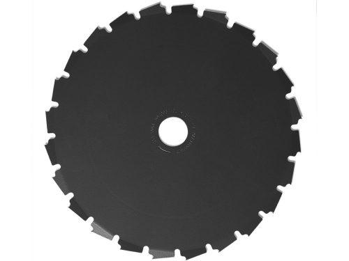 """Husqvarna Scarlett 24T Ø225mm Ø25.4 mm (1"""") zāģripa krūmiem"""
