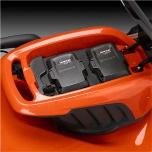 Husqvarna LB 146i akumulatora zāles pļāvējs ar BLi20 un QC80
